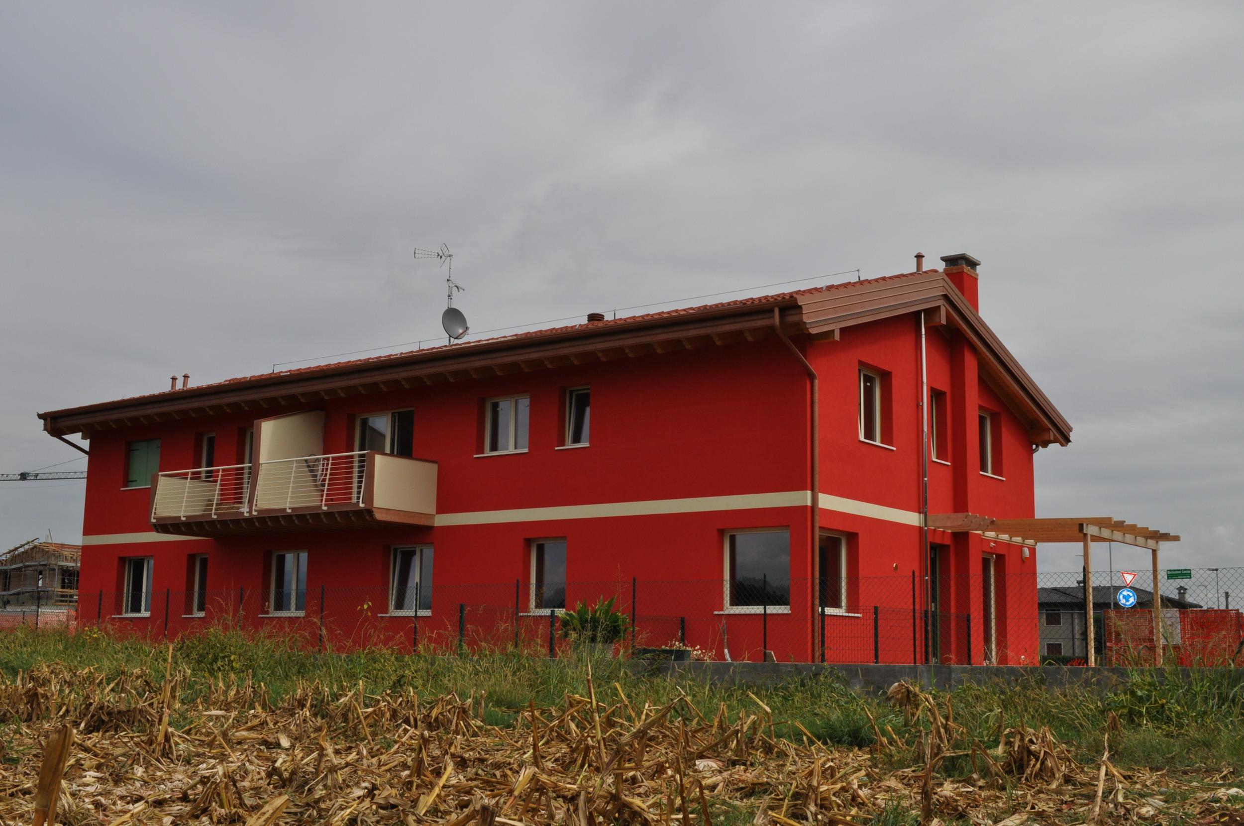 casa din lemn vicenza