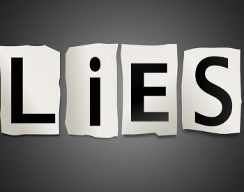 Minciuna nu te duce nicaieri !