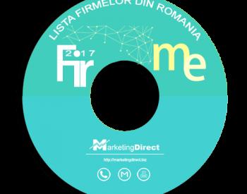 O baza de date cu lista firmelor din Romania